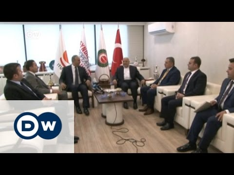 EU Commission backs Turkey visa deal | DW News