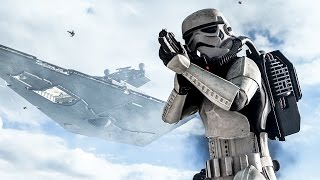 Star Wars Battlefront - Большой обзор