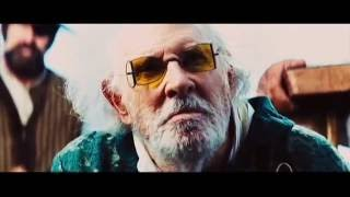 Django Unchained Personal Trailer