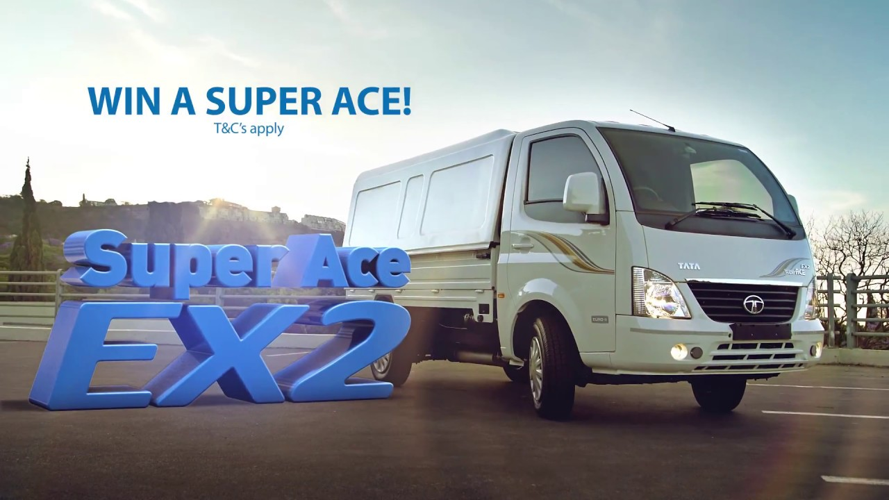 Stand a chance to WIN a TATA Super Ace!