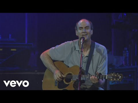 James Taylor - Fire & Rain (from Pull Over)