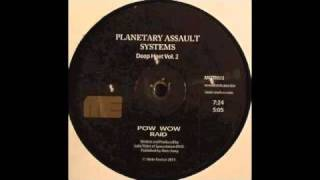 Planetary Assault Systems - Raid