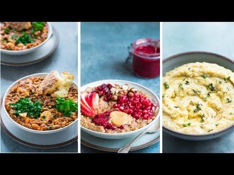 VEGAN INSTANT POT MEAL PREP IDEAS   vegan instant pot recipes