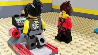 Lego NinjaGo Gym Fail