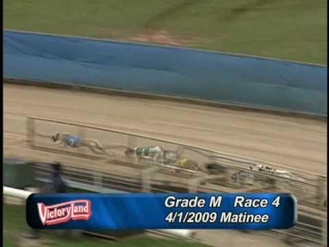 Victoryland 4/1/09 Matinee Race 4