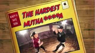 Kurupt ft Nate Dogg - The Hardest Muthafuckaz Collabo by Niunia and Czyzu ( SUPER 6 - SDA ) (HD)