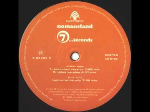 Nomansland - 7 Seconds (Extended Version) - EMI Electrola - 1996