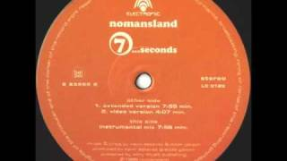 Nomansland - 7 Seconds (Extended Version) - EMI Electrola - 1996