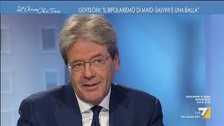 Paolo Gentiloni (PD): 'Zingaretti ha il tasso di novità maggiore per la segreteria del partito'