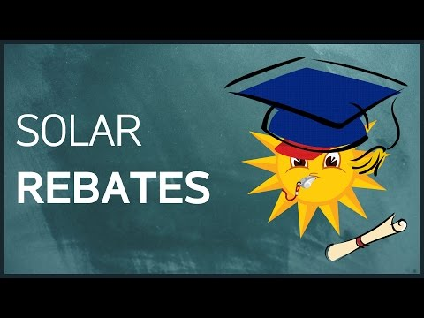 Solar Government Rebates
