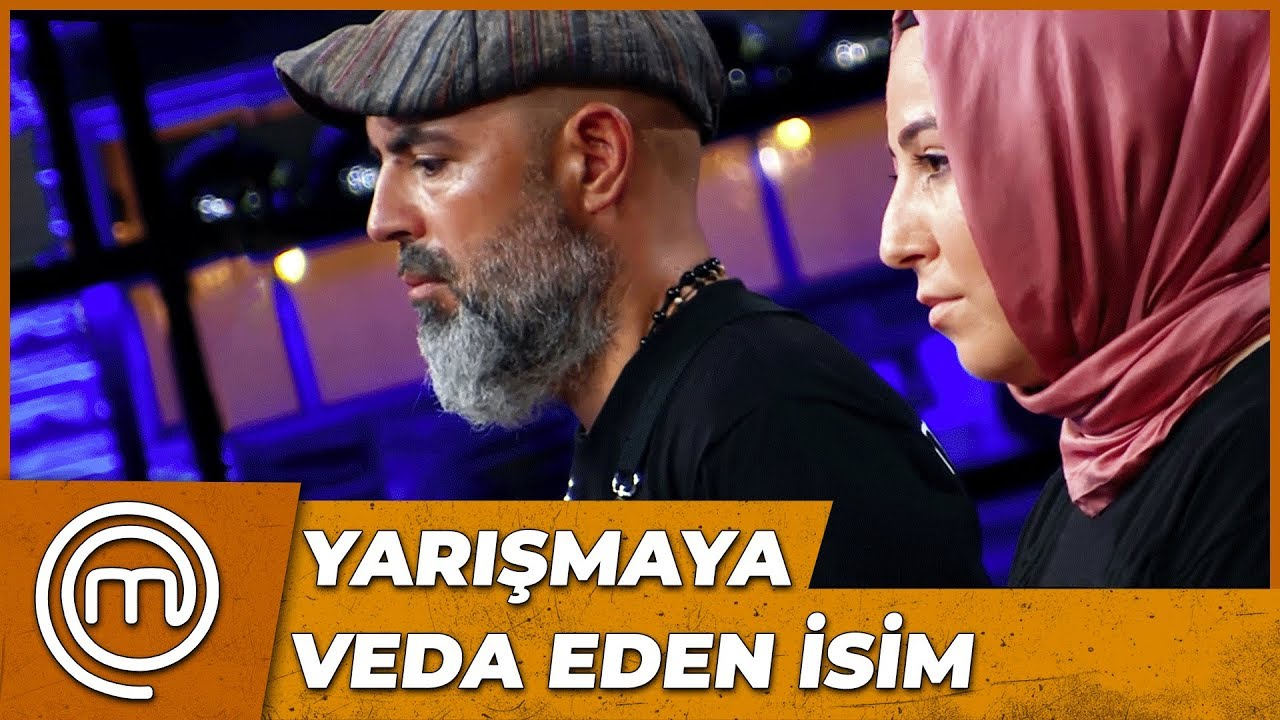 MasterChef'e Veda Eden Yarışmacı | MasterChef Türkiye 15.Bölüm