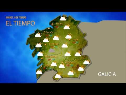 ¿Qué tiempo nos espera en Ourense este viernes?
