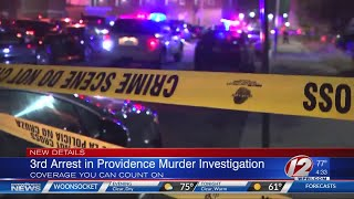 Police: 3rd suspect in fatal Providence shooting captured in Boston