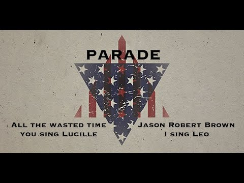 All the Wasted Time - Parade [Cover] Karaoke You Sing Lucille [Lyrics on Screen]