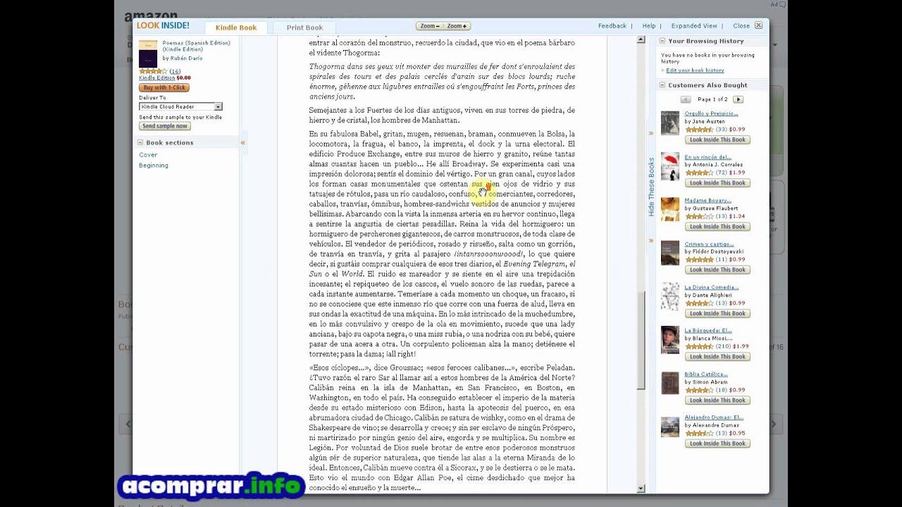 Tutorial: ¿Cómo Descargar Gratis Libros En Español De