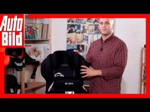 AUTO BILD Kindersitz-Testreihe: Cybex Juno / Review / Test