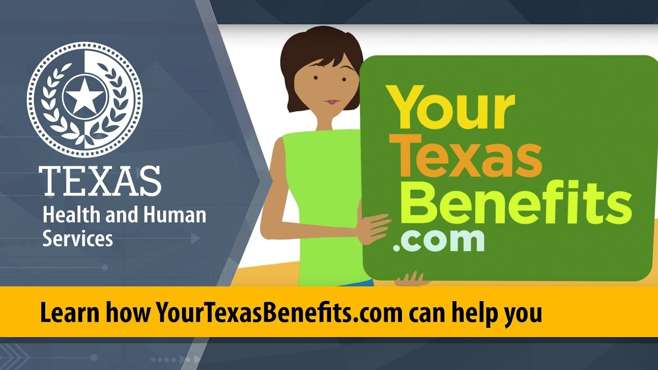 Learn how YourTexasBenefits.com can help you - YouTube