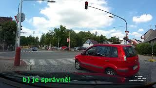 Autoškola Příbram...aneb Jak se jezdí u nás...
