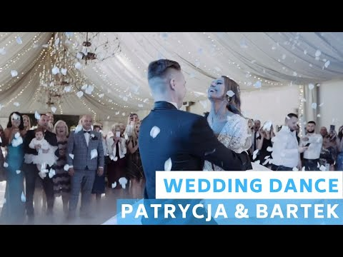 Beautiful first dance - Calum Scott - You Are the reason  | Best wedding dance choreography
