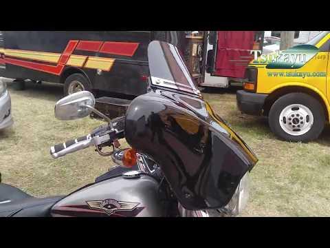 Harley-Davidson Fat Boy Boox One Fairing