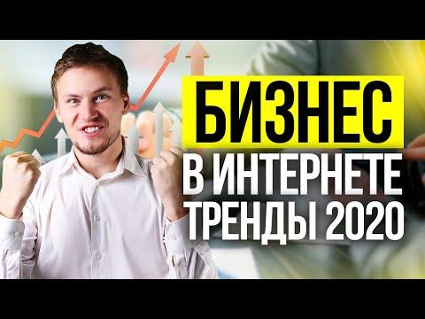 Интернет маркетинг 2020. Что ждет бизнес в интернете: тренды и антитренды 2020