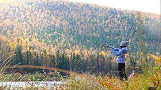 РЫБАЛКА НА МЫШЬ Море эмоций НА НЕДЕЛЮ В ТАЙГУ день 3 Рыбалка на таёжной реке в Сибири