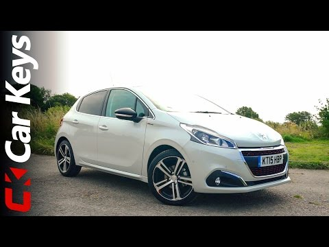 Peugeot 208 2015 review Car Keys