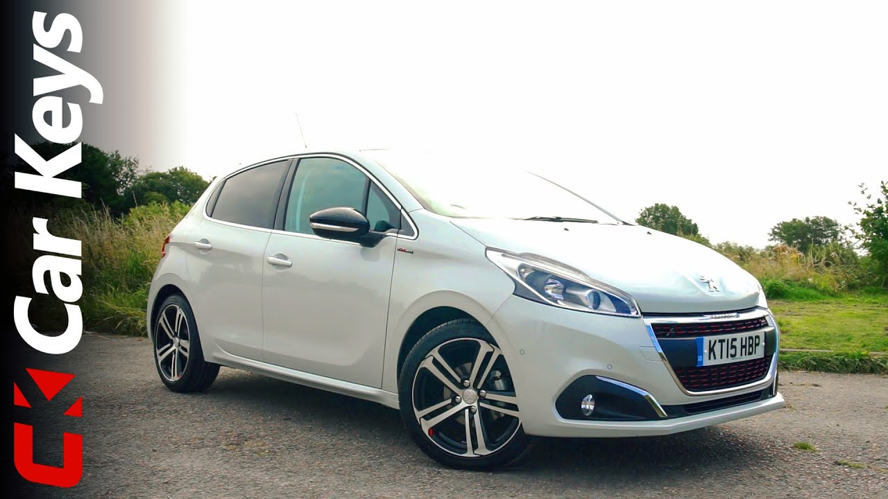 Peugeot 208 2015 Review Car Keys Youtube