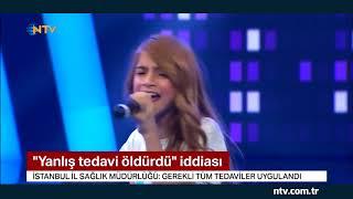 'O Ses Çocuklar' yarışmacısı Nazar Nur hayatını kaybetti (11 yaşında sesiyle büyülemişti)