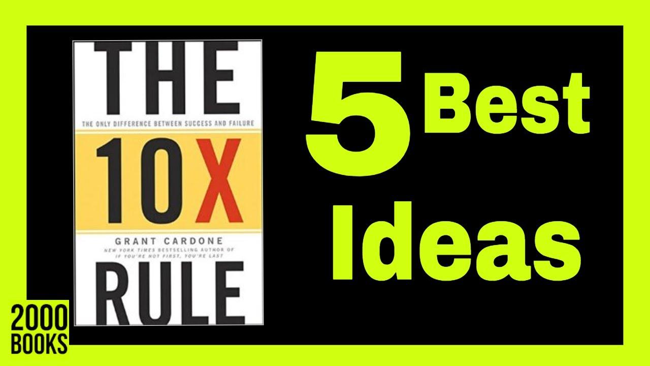 Rule pdf 10x