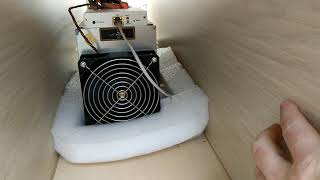 MINING-ГО#НО!?!?!? ASIC  Antminer D3 19,3 GH/s X11 Включил в розетку... ЗРЯ!!!