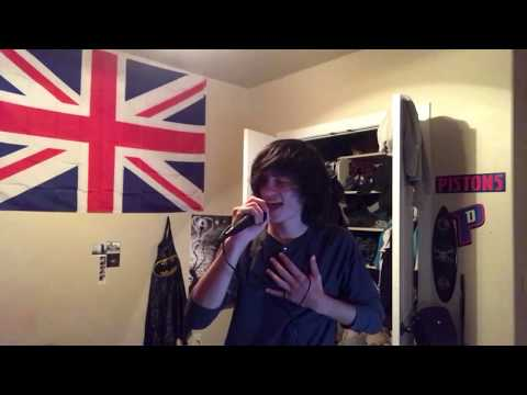 Not The American Average - Asking Alexandria | Vocal Cover by: Cameron Miller