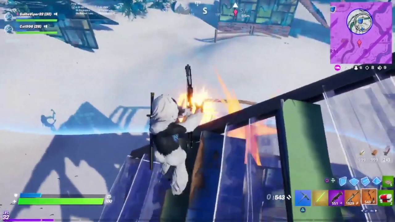 Its not easy to get back into the Fortnite Pro-scene after ...