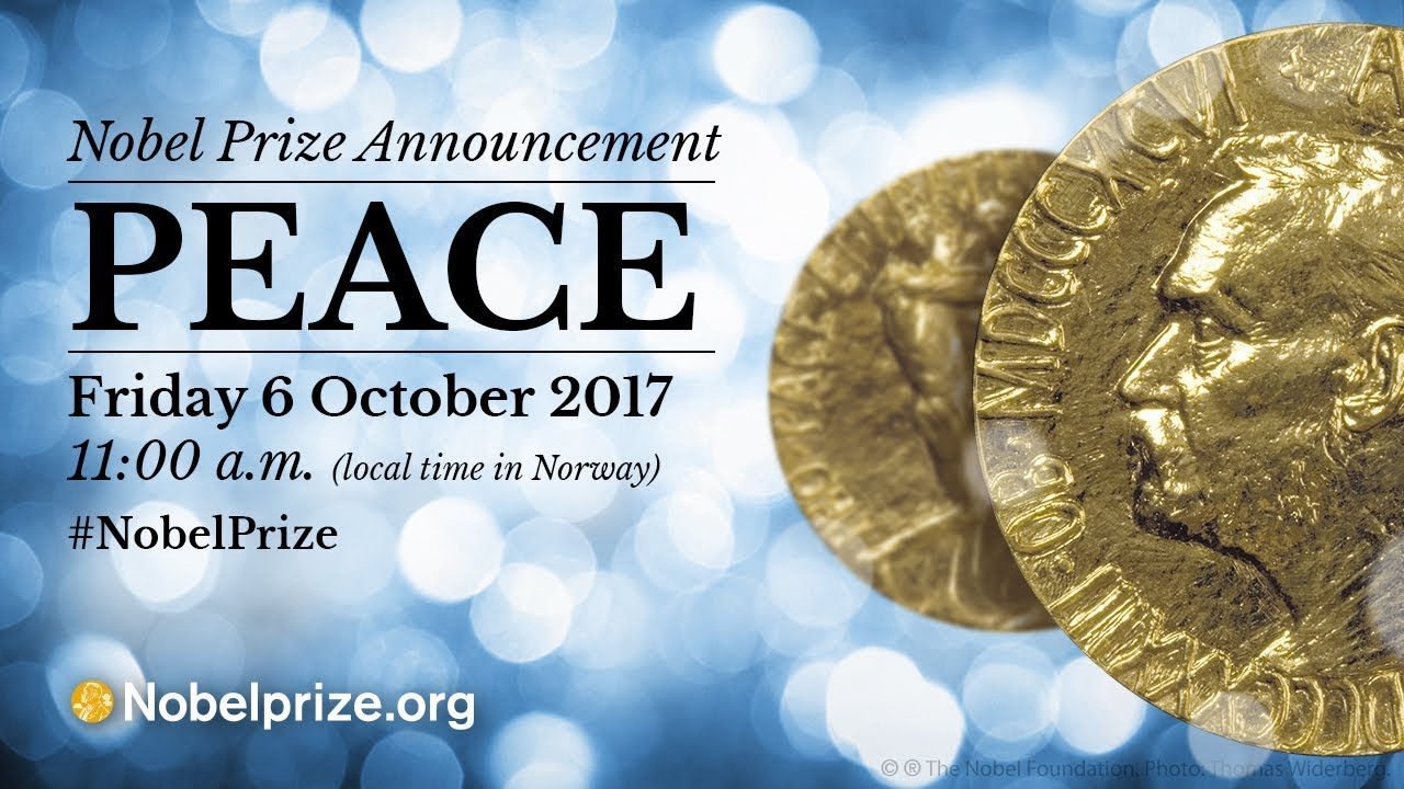 Image result for nobel prize for peace 2017