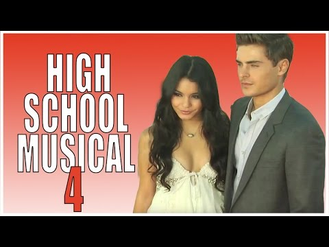 5 Things We Need in 'High School Musical 4'