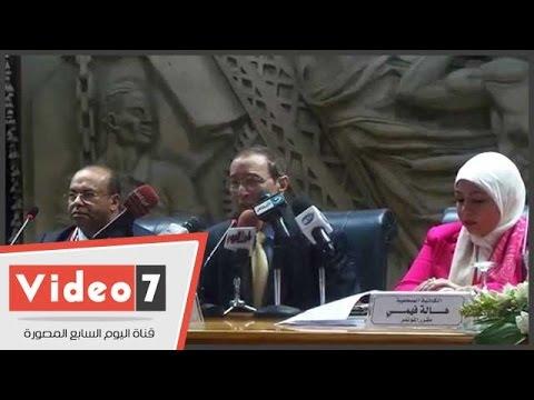 اليوم السابع : حمدى الكنيسى: لابد من اصطفاف الإعلام العربى لمواجهة الإرهاب