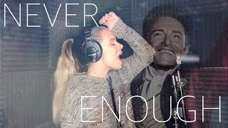 Download Lagu Never Enough - Loren Allred (Cover by DREW RYN) Mp3
