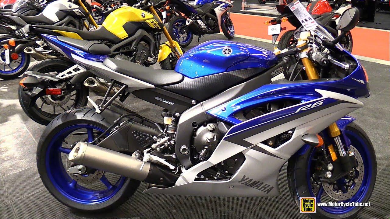 2015 Yamaha YZF...