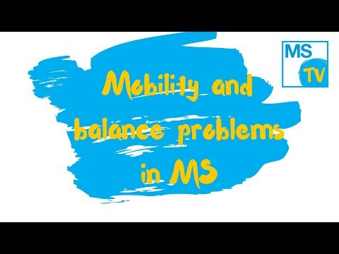 Mobility and balance problems in Multiple Sclerosis (MS)