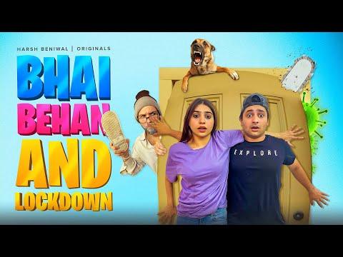 bhai-behan-and-lockdown-|-harsh-beniwal