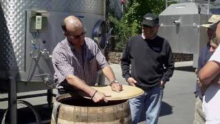 Cellar Rat Tv - Episode 16 (part 2) - Barrel Repair (part 2 Of 2)
