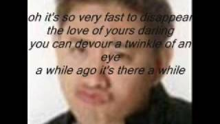 twinkle of an eye(with lyric)