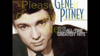 GENE PITNEY - I Should Try To Forget