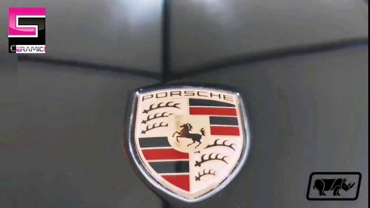 Porsche 911 Carrera S 2020. Ceramic Pro Torreón by Rhino Linings Laguna