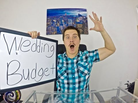 Wedding Budget - How much does a Wedding Cost? - 동영상