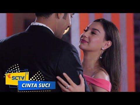 BIKIN IRI BGT! Lihat Marcel dan Suci Dansa Romantisi | Cinta Suci Episode 90