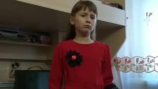 стихотворение о войне Мальчик из села Поповки