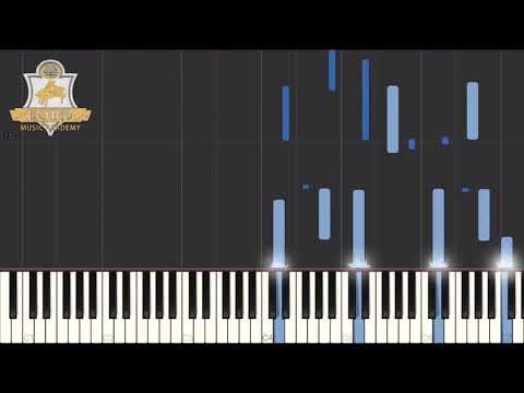 Silent Night Sad Version by Vinheteiro - Piano Tutorial