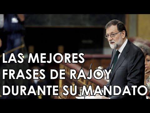 Las Mejores Frases De Rajoy Durante Su Mandato Verne Youtube