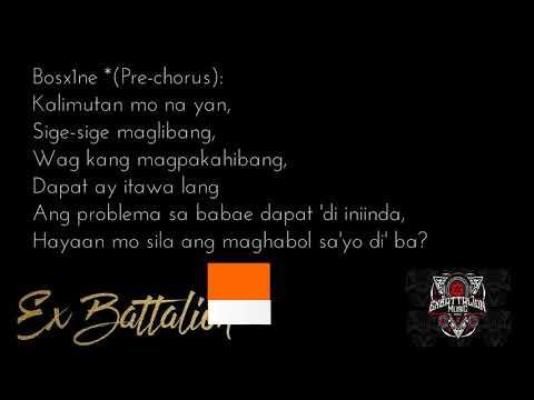 Hayaan mo sila lyrics (new)